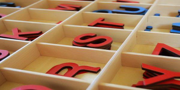 Bewegliches Alphabet